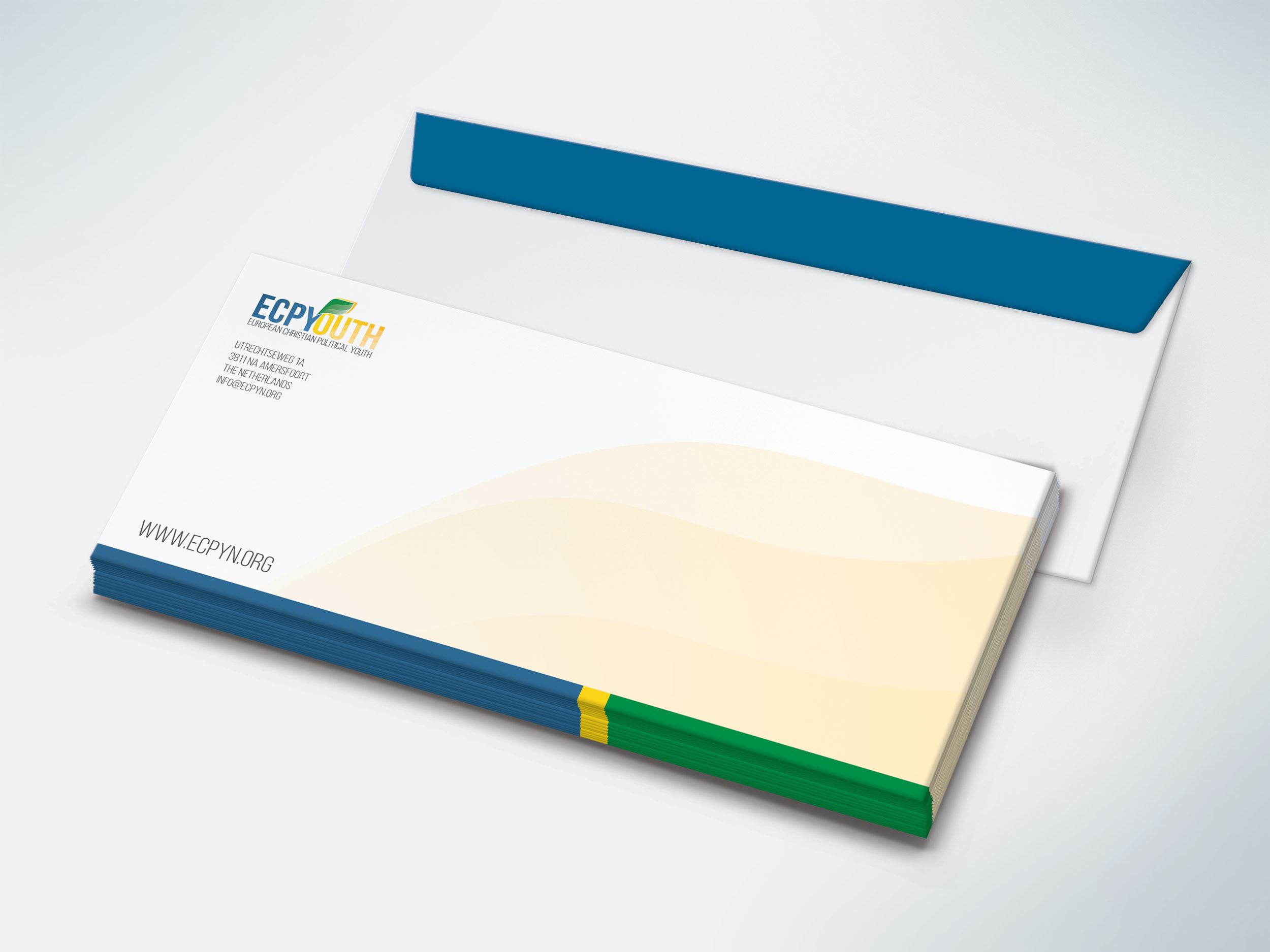 Corp-ID—Envelope