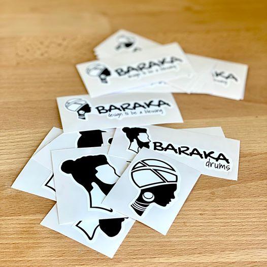 baraka stickers